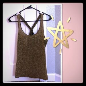 Holiday Top, never worn Express small